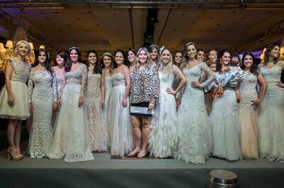 Carol Hungria comemora 1000 vestidos com desfile mega ESPECIAL no Rio de Janeiro!