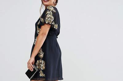 Vestidos de fiesta plus size 2017: 30 modelos a los que no podrás resistirte