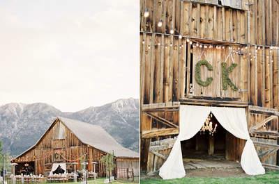Misez sur le style rustique-chic pour votre mariage : succès garanti !