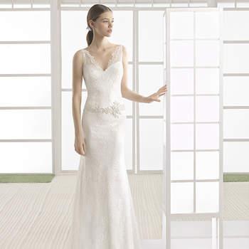 Découvrez la collection de robes de mariée Rosa Clará Soft 2017