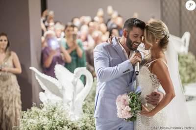 As noivas famosas mais espetaculares de 2016: inspire-se nelas!