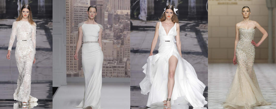 Welches Brautkleid passt zu Ihrer Figur? So finden Sie es heraus!