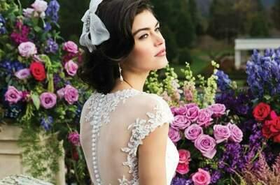 ¿Cómo elegir tu vestido de novia para una ceremonia religiosa?