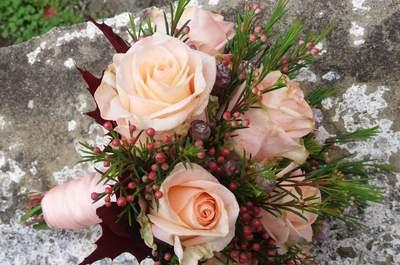 Rosas no seu casamento: Um clássico reinventado