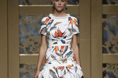 Los mejores vestidos de fiesta cortos 2016. ¡Sé una invitada con mucho estilo!