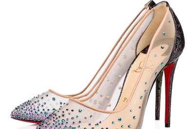 Christian Louboutin Wedding Shoes 2017 : 20 dream designs that can be yours