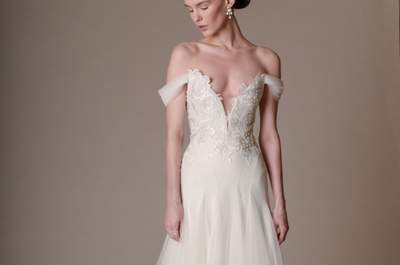 The Best 60 Wedding Dresses by the Top 10 American Bridal Designers