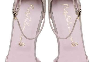 25 zapatos de novia planos 2017: ¡Triunfarás seguro!