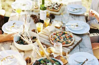 Nos meilleures idées déco pour un mariage en automne !