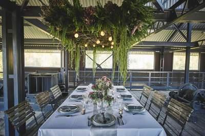 Un mariage industriel et chic : Laissez-vous inspirer par cette ambiance cosy, moderne et élégante