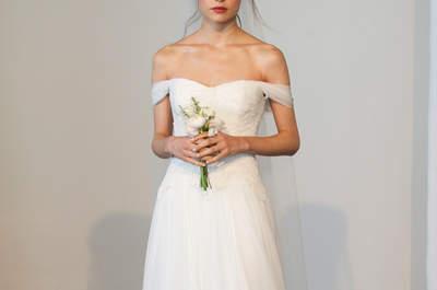 Свадебные платья из новой коллекции Marchesa 2015