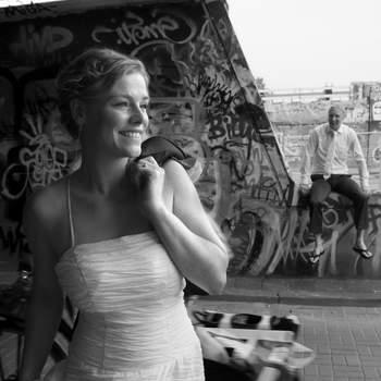 Zwart-wit trouwfoto´s: mooi en tijdloos!