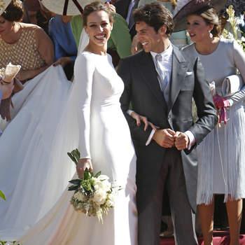 ¡Cayetano Rivera y Eva González se han casado! Te lo contamos todo