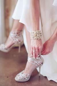 Sieraden voor de bruid met parels 2017
