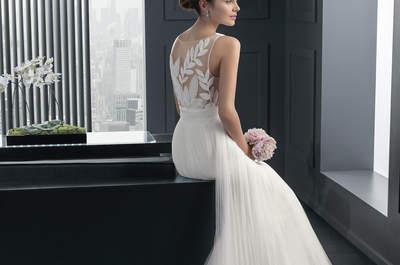 Abiti da sposa 2015 effetto tatoo: una scelta originale e glamour per il tuo Giorno più bello