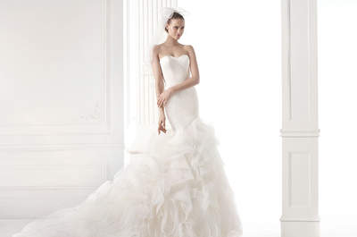 Os vestidos de noiva Pronovias 2015 mais espetaculares para você!