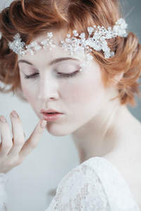 Аксессуары для невест 2017