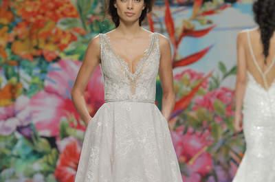Vestidos de novia Galia Lahav 2017: luce de lo más atractiva el día de tu boda