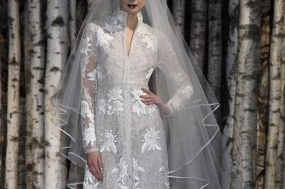Naeem Khan 2015  – New York Bridal Week
