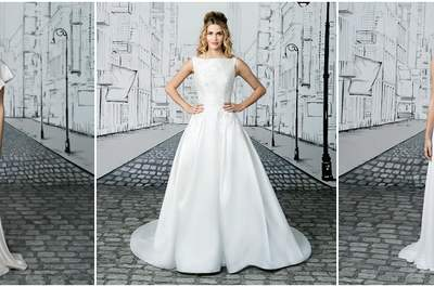 Don't Miss the New Justin Alexander 2017 Collection. Exquisite Dresses for Every Bride!