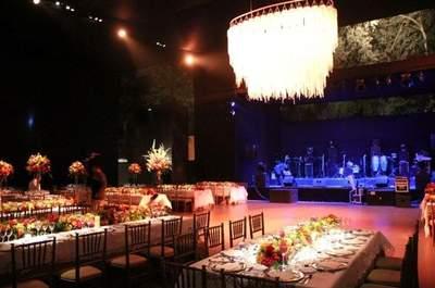 ¿Quieres una boda lujosa y elegante? ¡Aquí te damos algunas ideas!