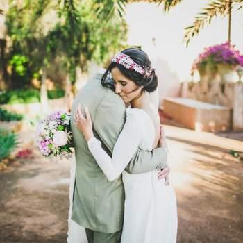 Los 50 abrazos que protagonizarán tu boda