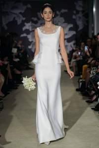 Tendências vestidos de noiva 2015