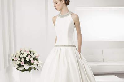 Descubre los vestidos de novia Alma Novia 2017: ¡Perfección en todo sentido!