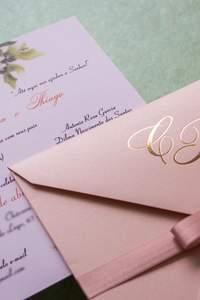 35 convites de casamento 2016