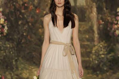 Vestidos de novia Jenny Packham 2016: románticos y soñadores