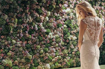 Consejos y tendencias que te ayudarán a encontrar el vestido de tu boda