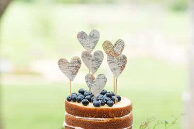 Naked cake: O bolo de casamento que provou que veio para FICAR!