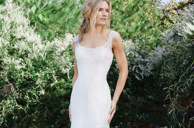 Enamórate de los vestidos de novia Lillian West otoño-invierno 2016-2017: ¡La perfección hecha realidad!