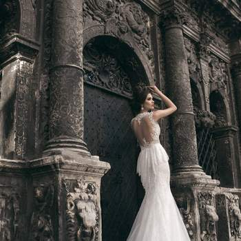 Os 69 vestidos de noiva mais sexies de 2017. Vai querer um a todo o custo!
