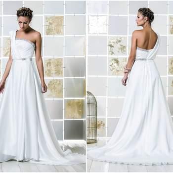 Vestidos de novia de la colección Gio Rodrigues Wedding 2017: ¡Encuentra la mejor opción para ti!