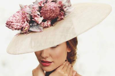 50 hermosos tocados para tener un look de invitada perfecto