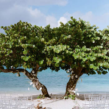 Entdecken Sie tolle Ideen für die Hochzeitsdekoration am Strand 2017! Traumhochzeit mit Inselflair