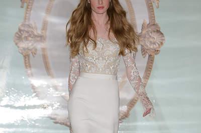 Colección vestidos de novia Reem Acra 2015