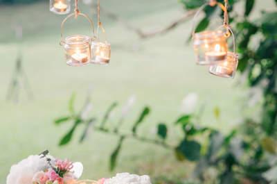 Los 15 mejores candy bar vistos en Instagram. ¡Tu boda será perfecta!