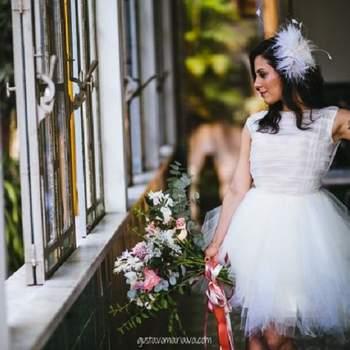 Die 12 wunderschönsten Looks von tätowierten Bräuten - Finden Sie den Style, der zu Ihnen passt!