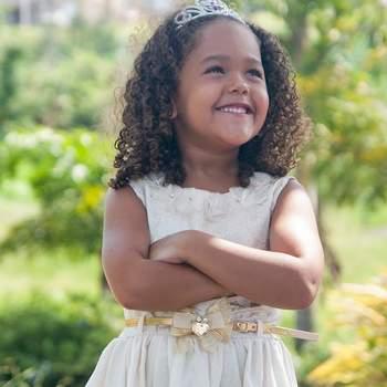 Hoje é o dia delas! 63 fotos lindas de crianças em casamentos