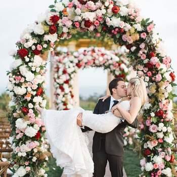 Flores para casamentos na primavera: decorações alegres e coloridas!