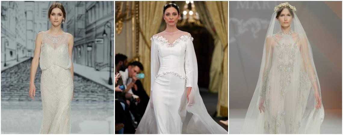 Robes de mariée vintage 2017 : revivez l'essence du romantisme !
