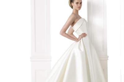 Look nupcial estilo años 50: ¡cásate y luce espectacular en tu matrimonio!