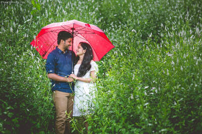 Stunning Pre Wedding Shoot of Mayuri and Sagar: The one with the amazing story