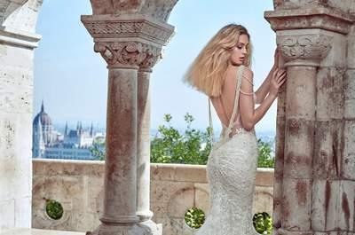 Entdecken Sie die 99 spektakulärsten Brautkleider für 2016: Atemberaubend schön!