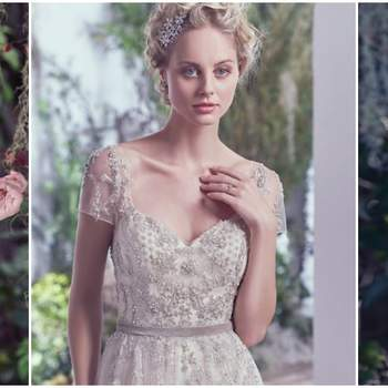 Maggie Sottero Autumn 2016: Luxurious and glamorous wedding dresses