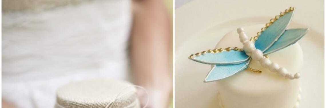 Un casamiento con decoración con insectos…¿lo habías pensado?