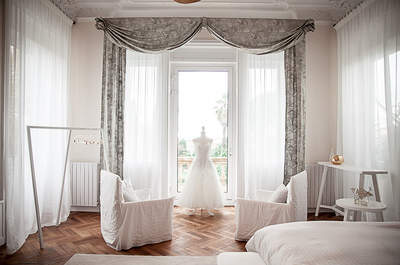 L'imaginaire d'Alice au pays des merveilles recréé à la perfection pour un mariage pas comme les autres !