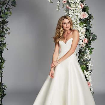 Caroline Castigliano 2017 Collection: Elegant Styles for Sophisticated Brides